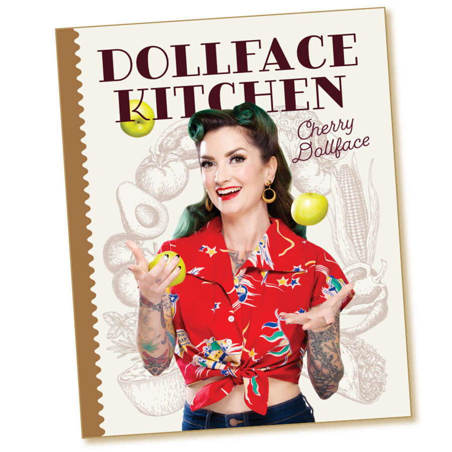 Dollface Kitchen by Cherry Dollface - PRE-ORDER