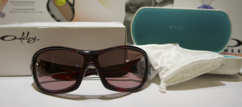 Oakley Speechless - Red Tortoise - G20 9037 03-583