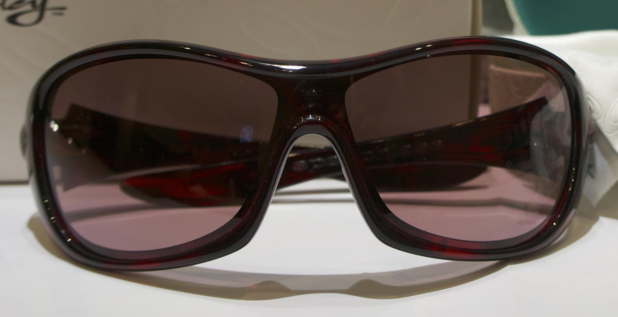 Oakley Speechless - Red Tortoise - G20