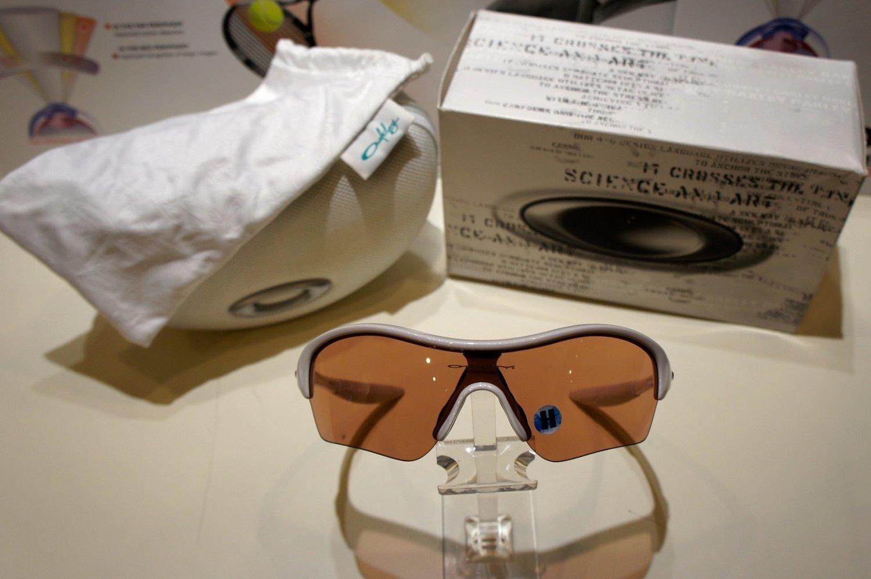 Oakley Endure EDGE - Pearl Wht w - G30 Black Iridium