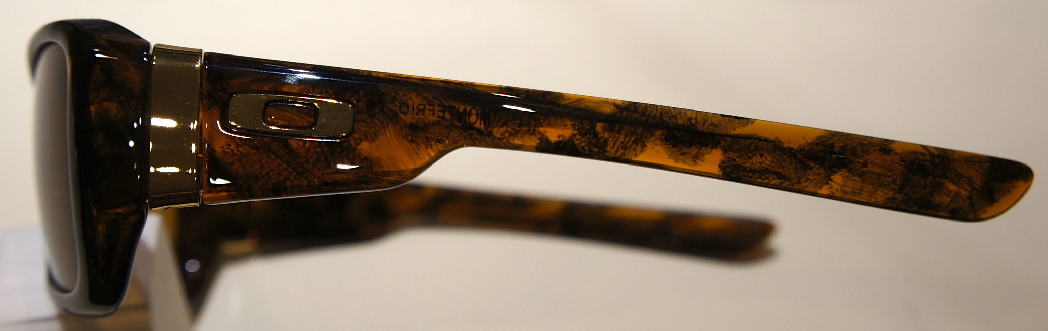 Oakley Montefrio - Brown Tortoise - Bronze
