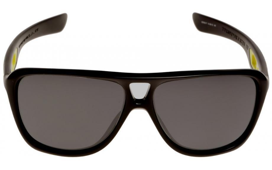 Oakley Dispatch II Limited Edition Fathom - Polished Black- Black Iridium