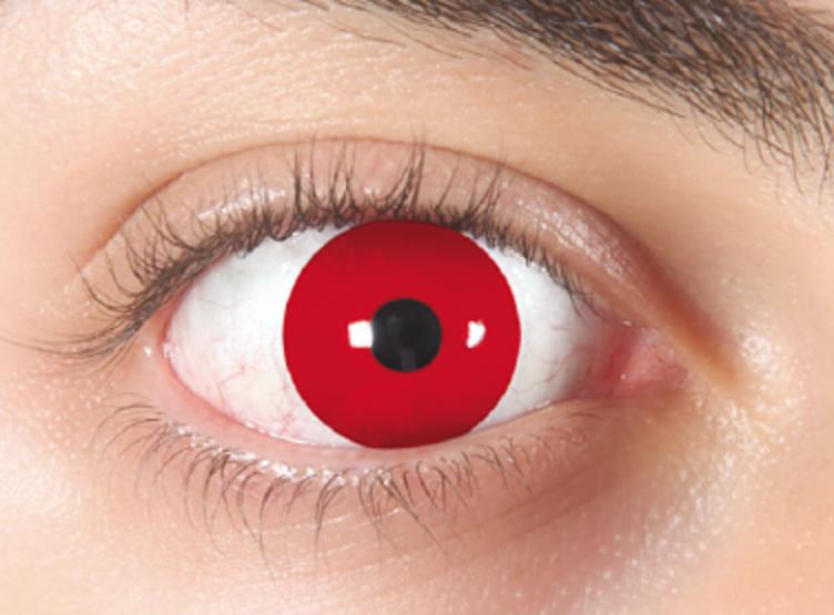 KawaEyes Full Red full-red