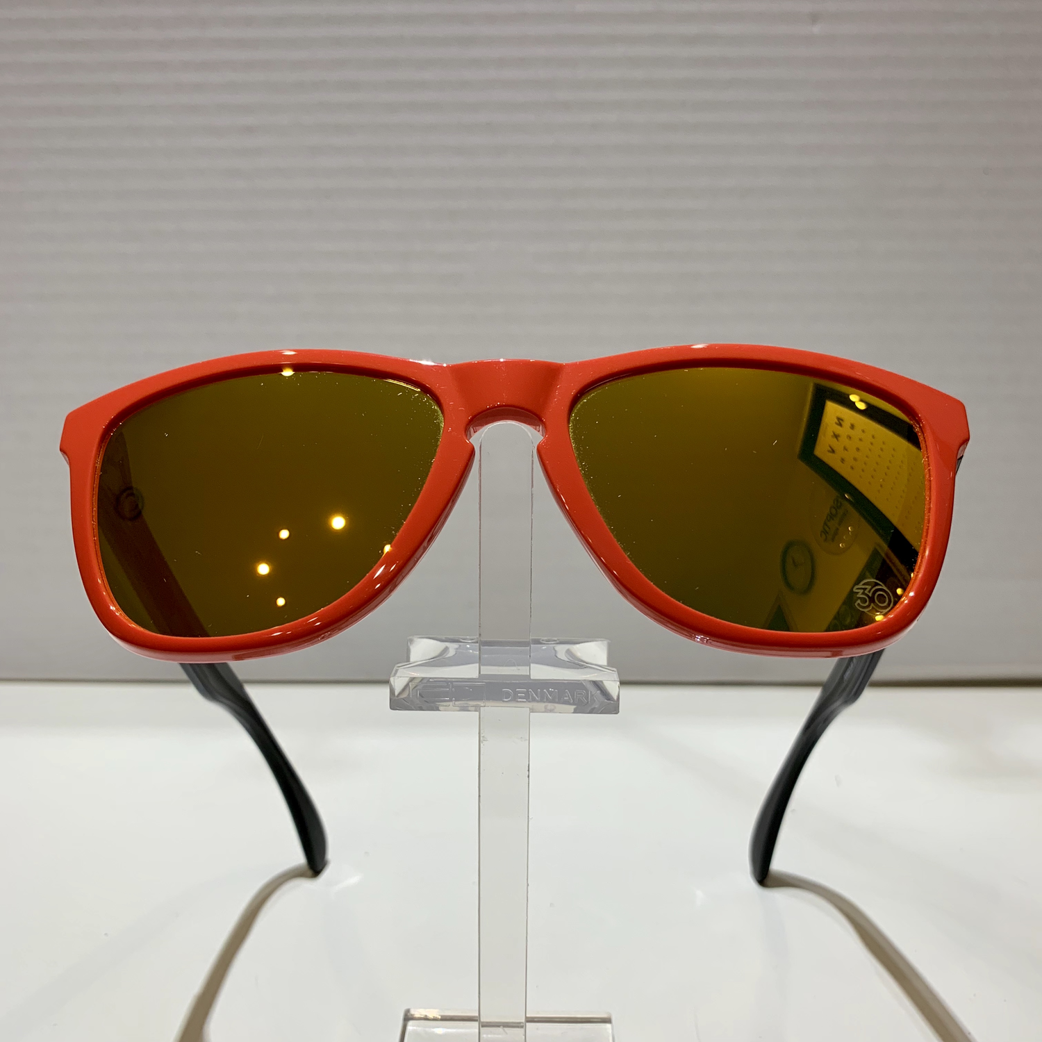 Oakley Frogskins 30th anniversary - Heritage Red - fire iridium