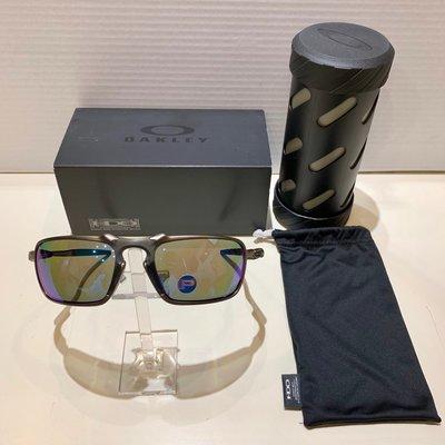 Oakley Badman - Plasma - Sapphire Iridium Polarized