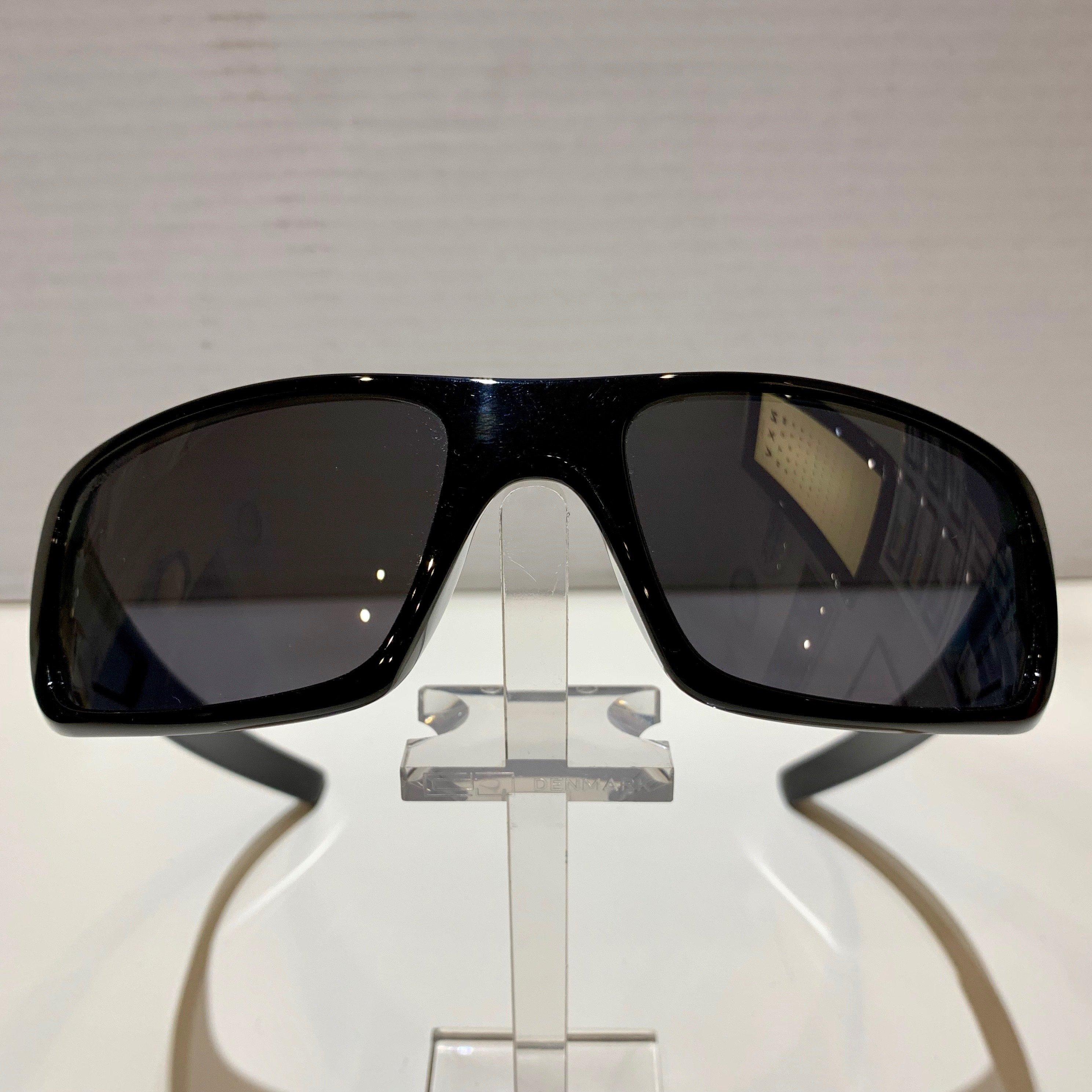 Oakley Crankshaft Troy Lee Design Collection - Polished Black - Black iridium