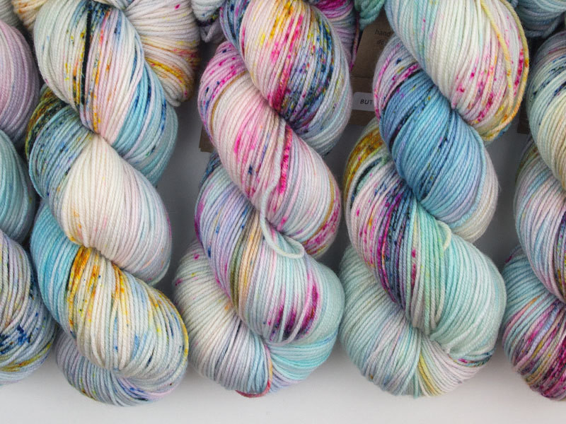Das Mondschaf Sport Yarn Butterfly Effect