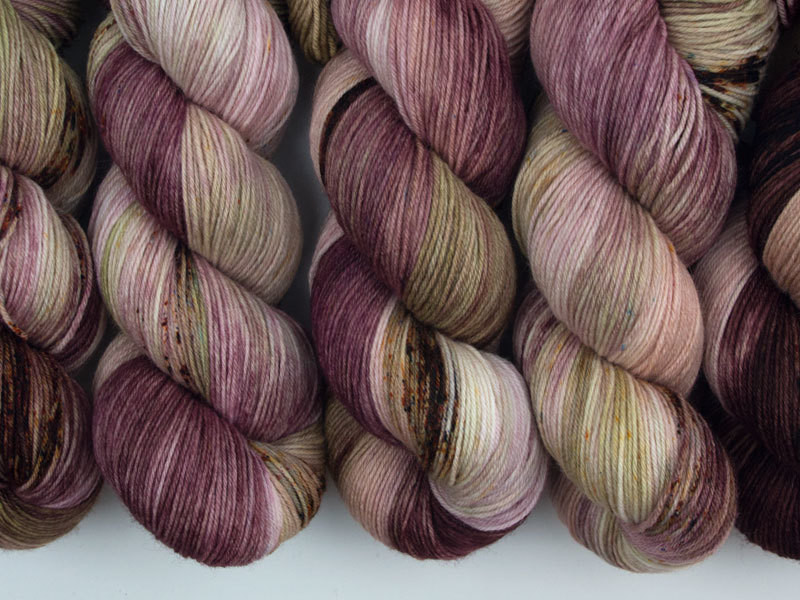Das Mondschaf Sock Yarn Khaleesi