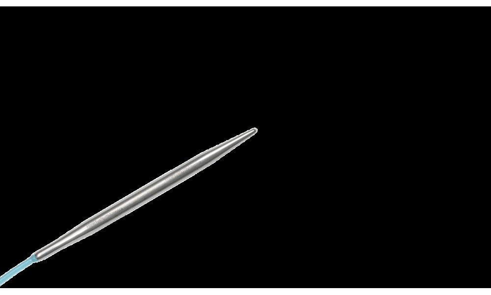 """9"""" (23cm) HiyaHiya SHARP Steel Circular Needle"""