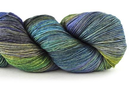 Malabrigo Sock Hand dye  Yarn Indiecita #416