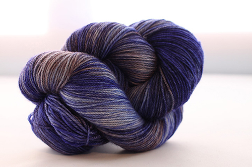 Dream in Color Smooshy Cashmere Blend Sock VC509 Crystal Storm