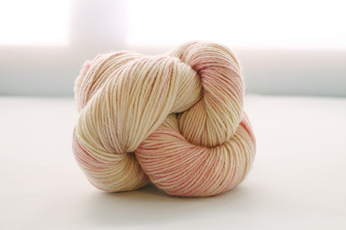 Dream in Color Smooshy Cashmere Blend Sock VC310 Petal Shower