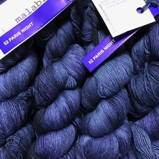Malabrigo Lace Paris Night #52