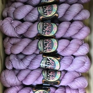 Yarn Love Goldilocks Fingering Celestial Rose