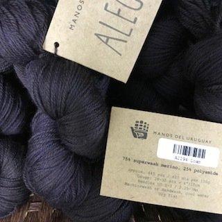 Manos Alegria Sock Yarn  Loam*  A2294