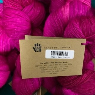 Manos Silk Blend Fino Fascinator SF425