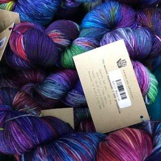 Manos Alegria Sock Yarn Manglar* A9010