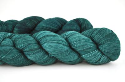 Malabrigo Hand dye Lace Yarn Verde Esperanza #160