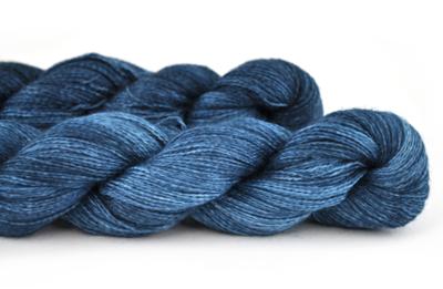 Malabrigo Silkpaca Azul Profundo #150
