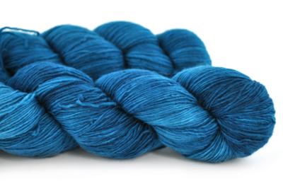 Malabrigo Hand dye Lace Yarn Tuareg #98