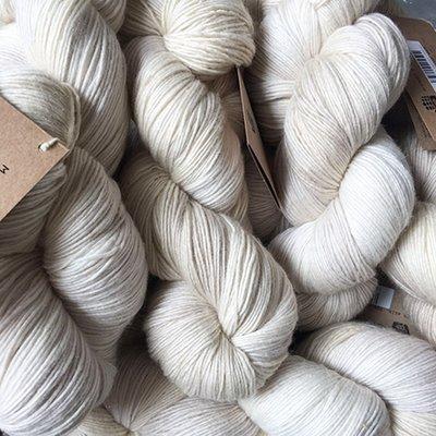 Manos Silk Blend Fino Ivory Letter-opener  SF414