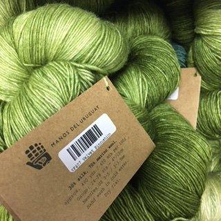 Manos Silk Blend Fino Velvet Pincushion SF407