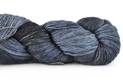 Malabrigo Hand dye Mechita Yarn Cirrus Grey #845