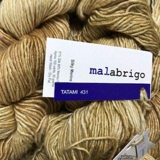 Malabrigo Silky Merino Tatami #SM431