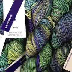 Malabrigo Hand dye Mechita Yarn Indiecita #416