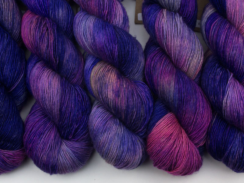 Das Mondschaf Merino Single Don't Blink