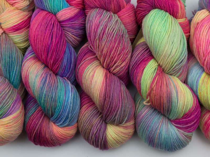 Das Mondschaf  Merino Sock Buffy