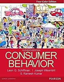 Consumer Behaviour 11/e (4-Colour)