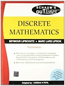 Discrete Mathematics: Schaum's Outlines Series