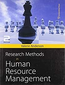 Research Methods in Human Res. Management