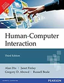 Human-Computer Interaction, 3e