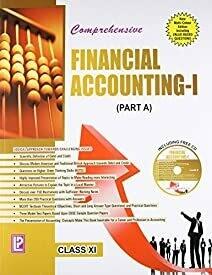 Comprehensive Accountancy XI(Part A & B)