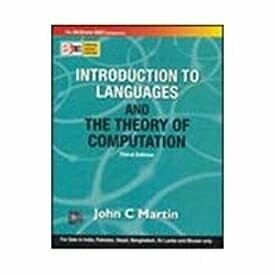 Introduction To Languages And The Theory Of Computation (Sie), 3Ed