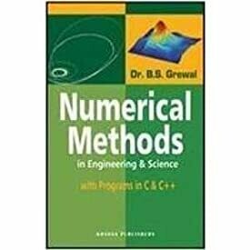 Numerical Methods In Eng. & Science