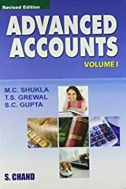 Advanced Accounts (Old Edition)