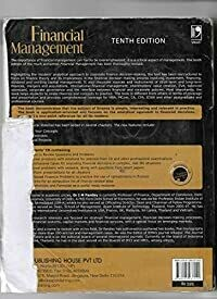Financial Management (Old Edition)