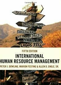 International Human Resources Management: 0