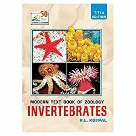 Modern Textbook of Zoology Invertebrates