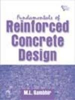 Fundamentals of Reinforced Concrete Design by Gambhir