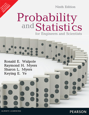 Probability and Statistics for Engineers and Scientists PNIE 9e by Walpole