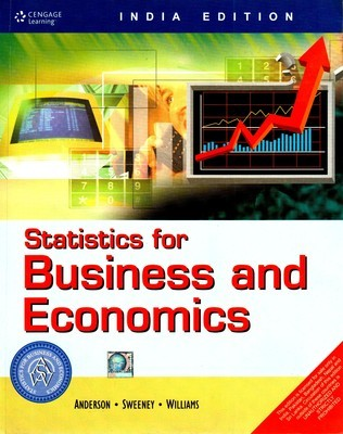 Statistics for Business and Economics                        Paperback by David Ray Anderson (Author), et al.| Pustakkosh.com