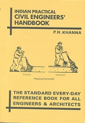 Indian Practical Civil Engineering Handbook