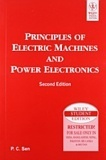 Principles of Electric Machines and Power Electronics 2ed by P.C. Sen