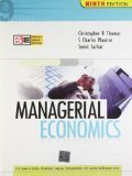 Managerial Economics by Christopher Thomas