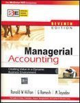 Managerial Accounting by Ronald Hilton