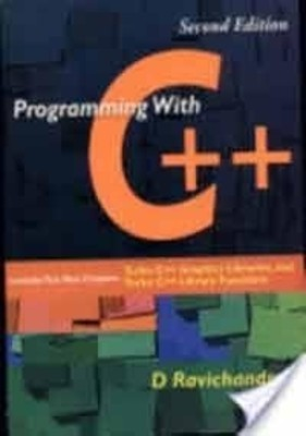 Programming With C++ 2nd Edition